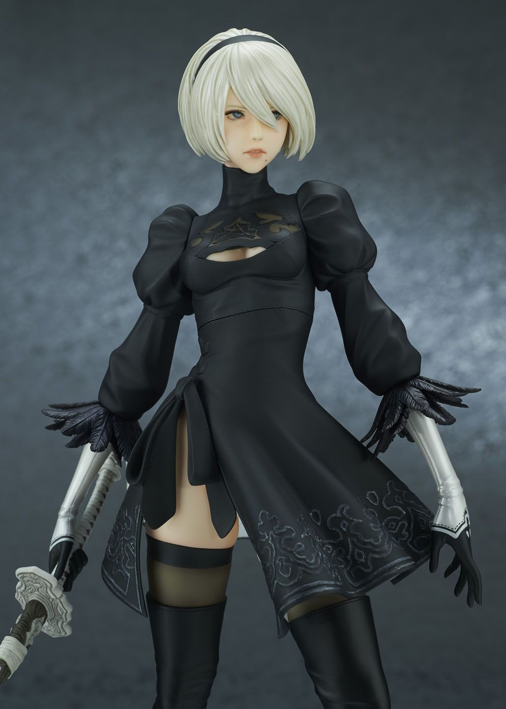 Premise Indicator Words: NIER: AUTOMATA™ FLARE FIGURE 2B (YoRHa No. 2 Type B