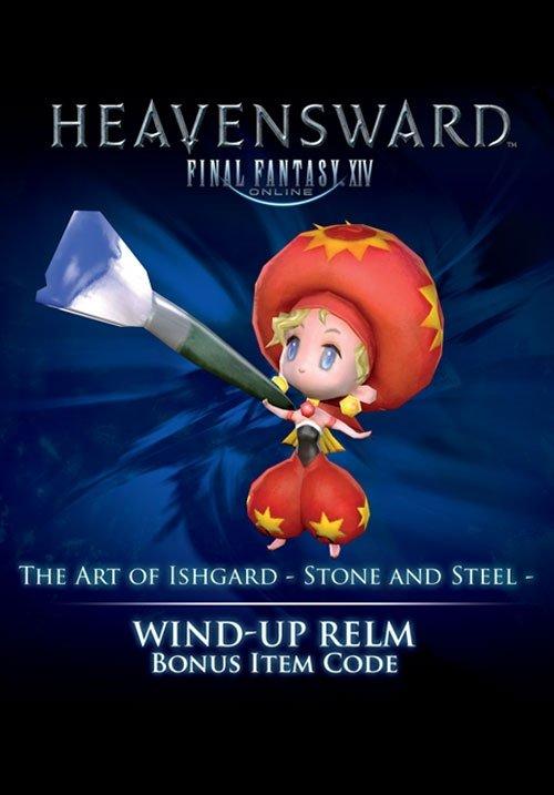 FINAL FANTASY® XIV: HEAVENSWARD™ The Art of Ishgard -Stone and Steel-  [ARTBOOK]