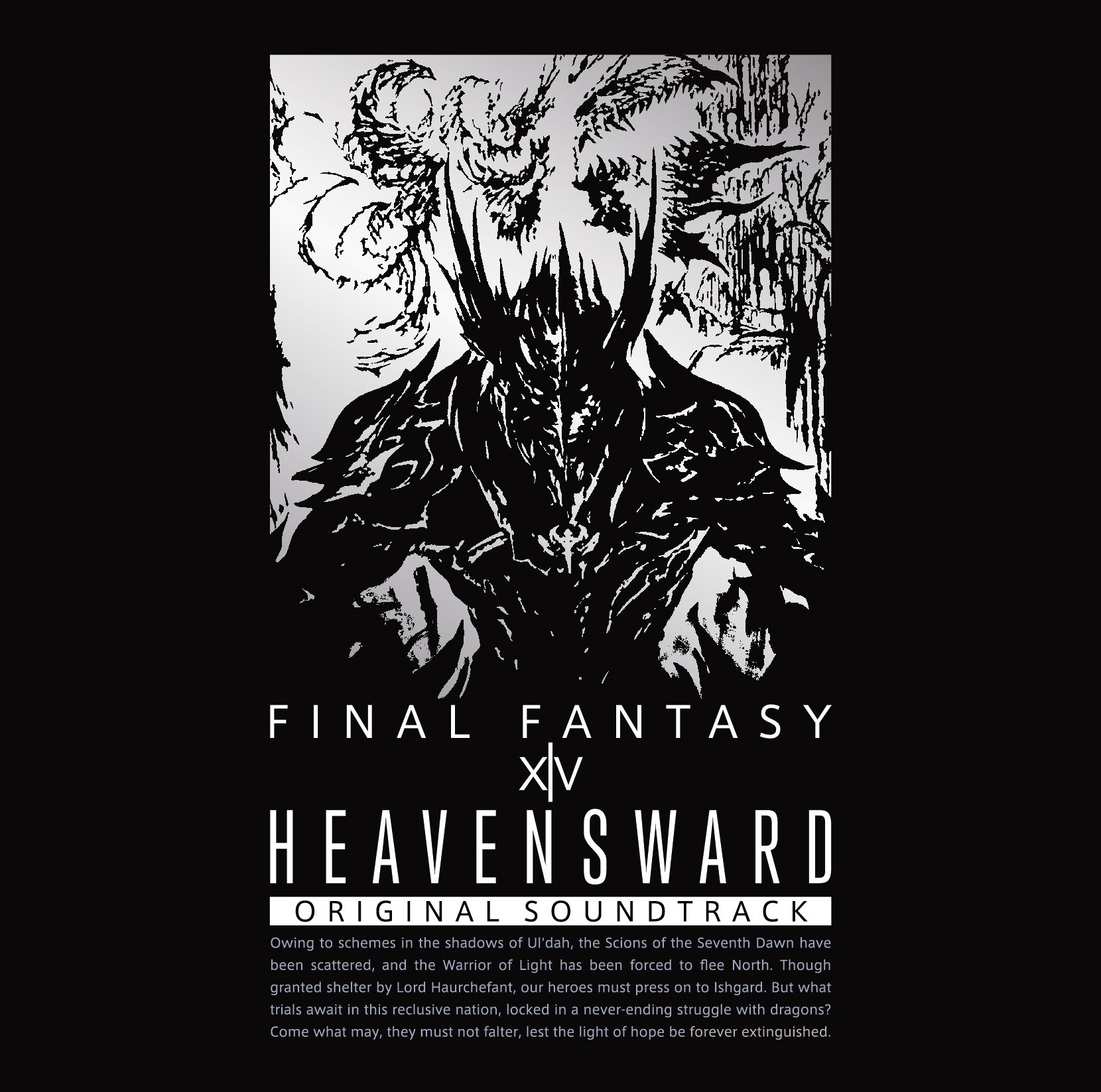 Heavensward: FINAL FANTASY® XIV Original Soundtrack [BLU-RAY] | Square Enix  Store