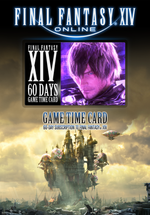 FINAL FANTASY XIV - 60 Days Game Time Card [Other]
