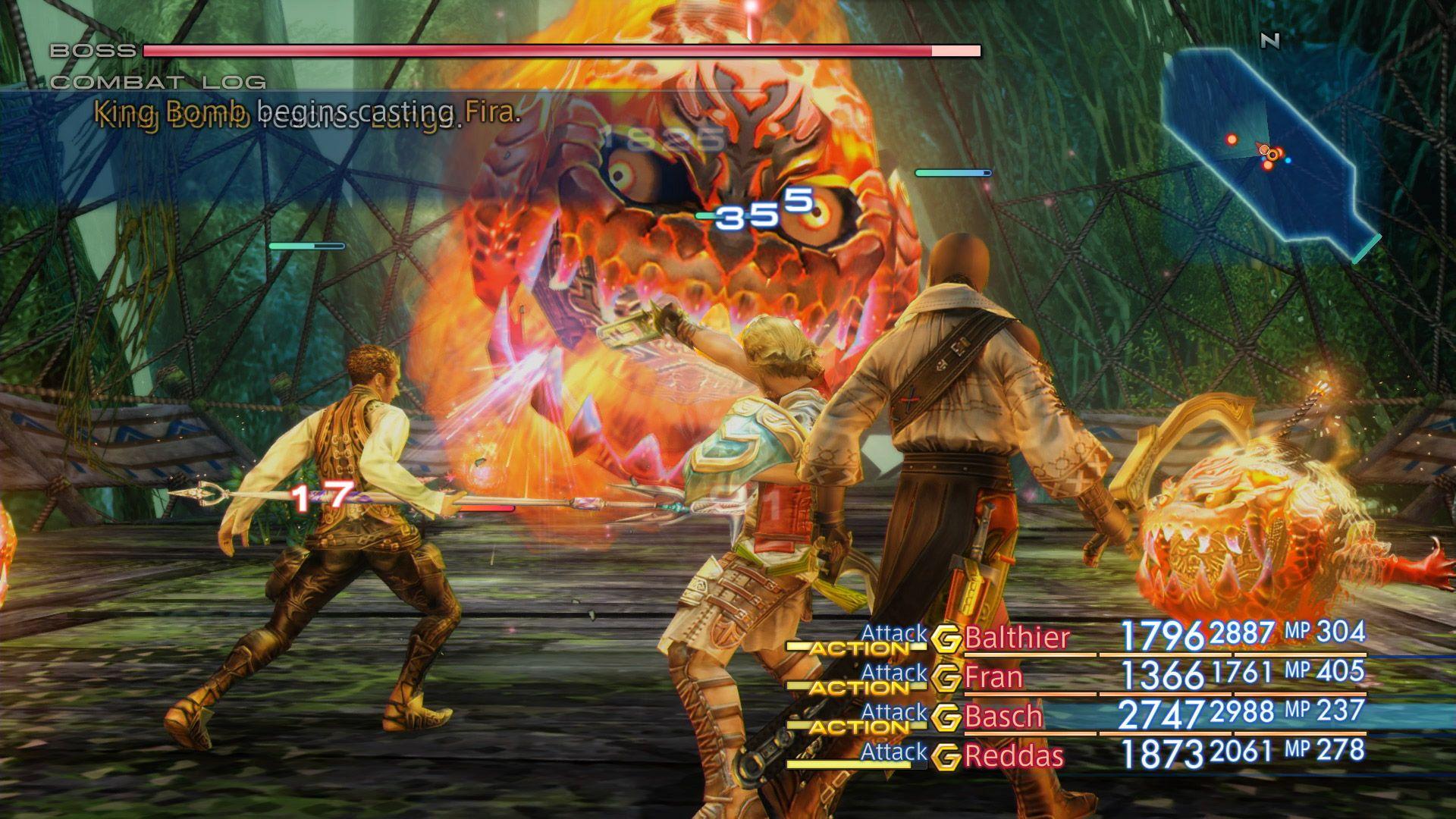 FINAL FANTASY® XII THE ZODIAC AGE [XBOX ONE] | Square Enix Store