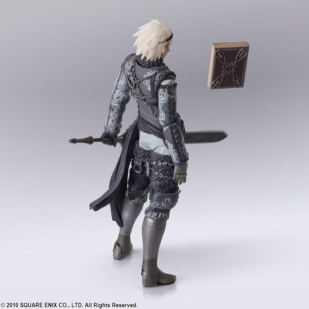 NieR Replicant BRING ARTS™ Nier & Emil Set ACTION FIGURE   Square Enix Store