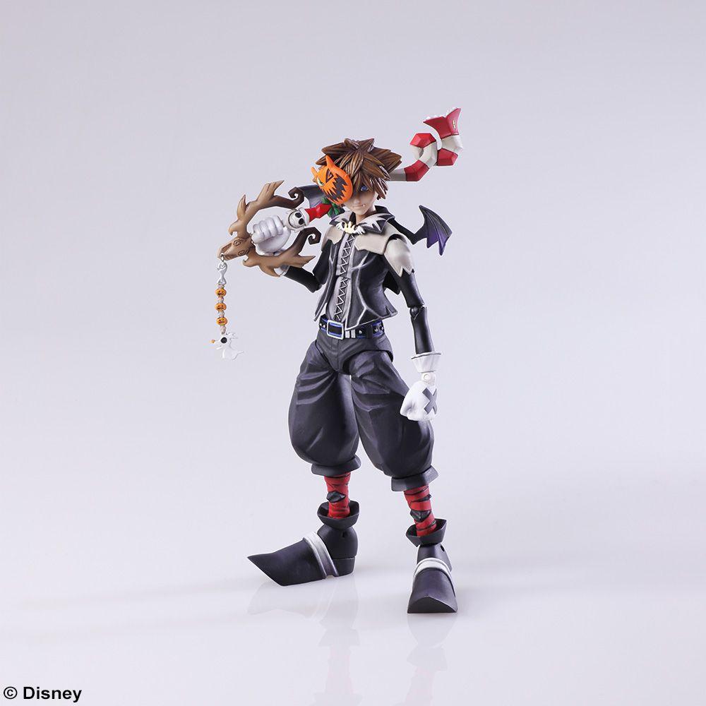 Sora Kingdom Hearts 1520074: KINGDOM HEARTS II BRING ARTS