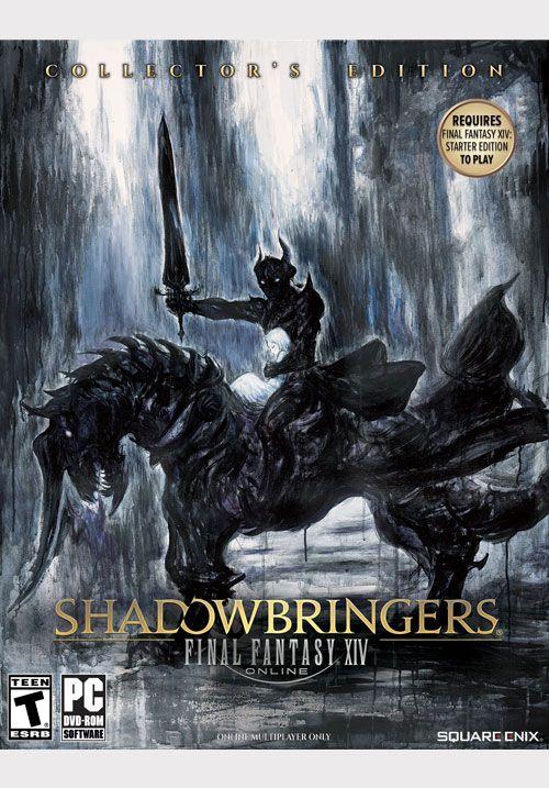 ffxiv shadowbringers collectors edition amazon