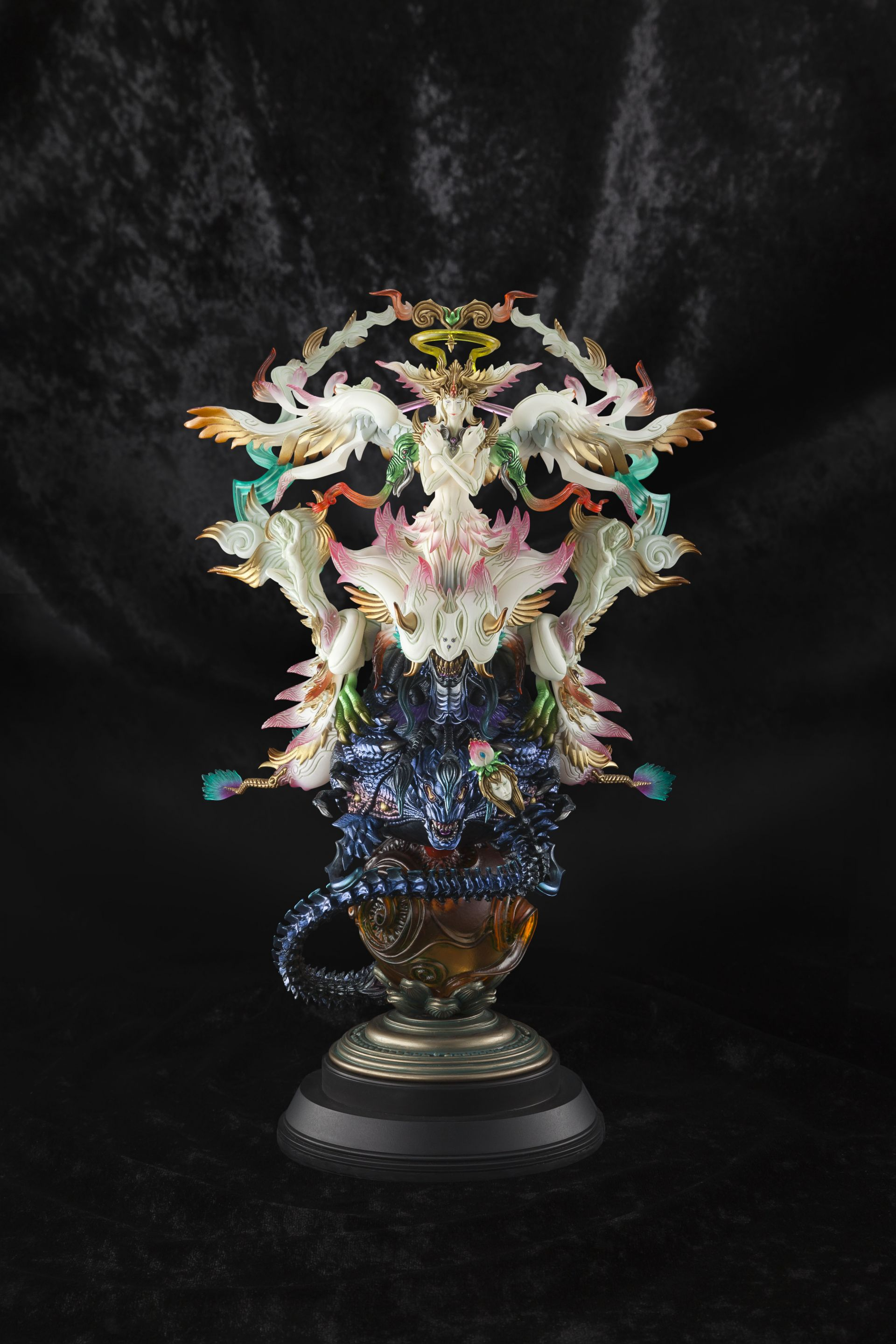 FINAL FANTASY XIV MEISTER QUALITY FIGURE – Ultima, the High Seraph