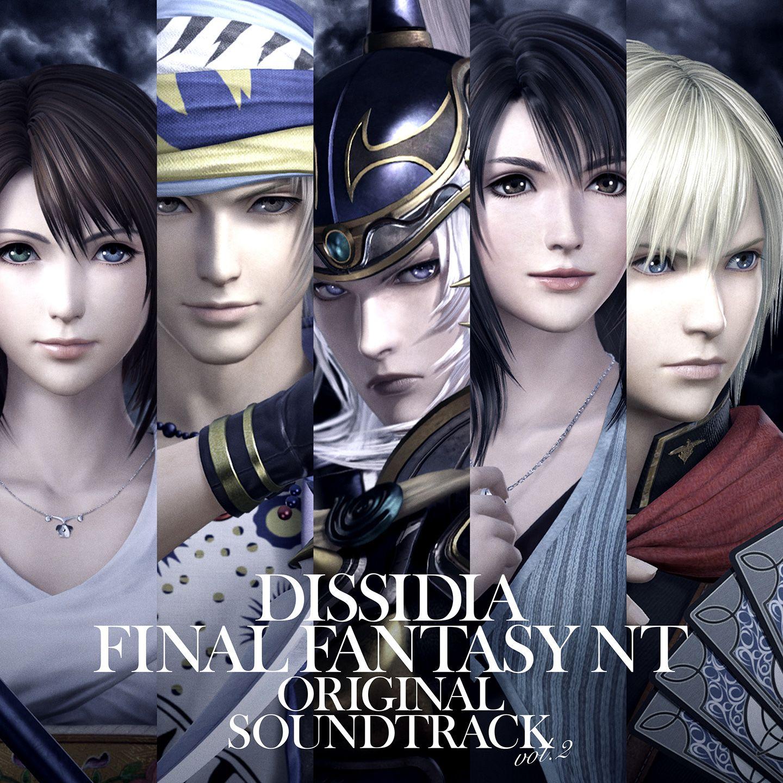 DISSIDIA FINAL FANTASY NT Original Soundtrack Vol.2 [CD