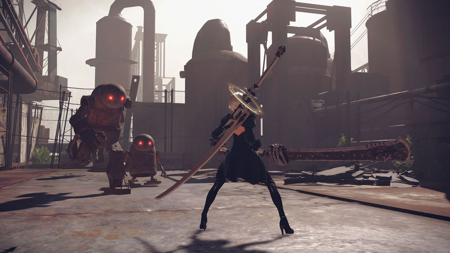 NieR: Automata™ Game of the YoRHa EDITION [PS4] | Square