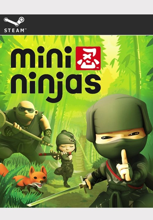 Image result for Mini Ninjas