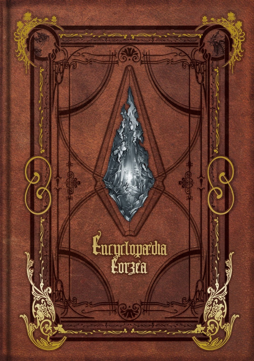 Encyclopaedia Eorzea The World Of Final Fantasy Xiv Book