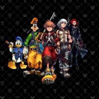 Final Fantasy Xiv Online  C B Kingdom Hearts Series