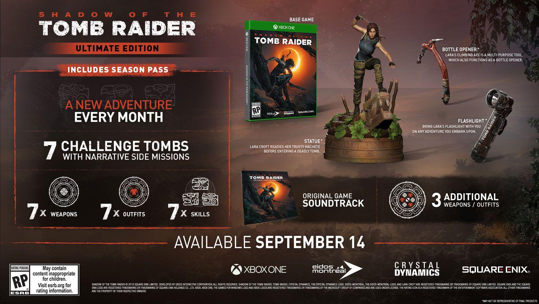 shadow of the tomb raider cd key ps4