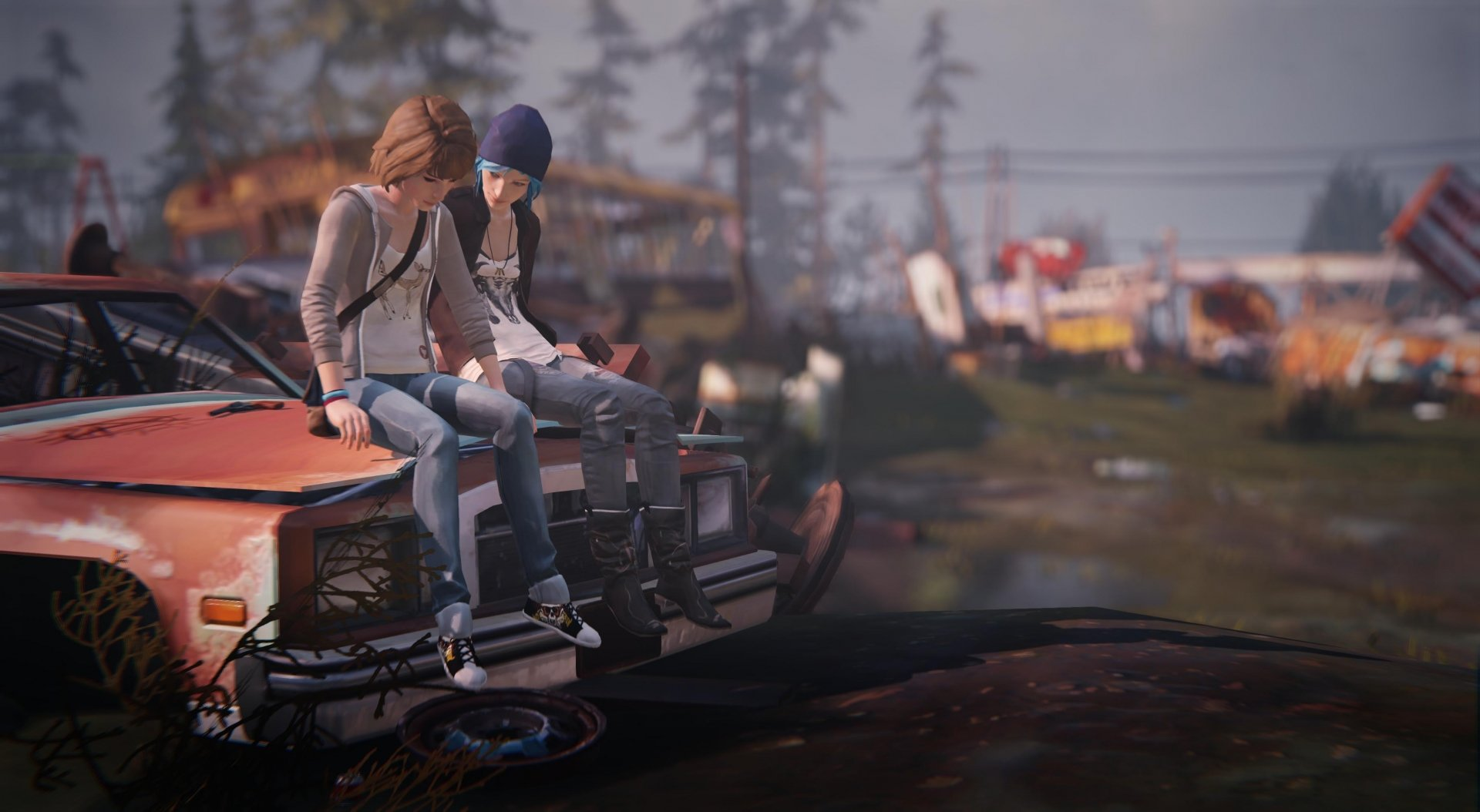 LIFE IS STRANGE STANDARD EDITION [XBOX ONE] | Square Enix Store
