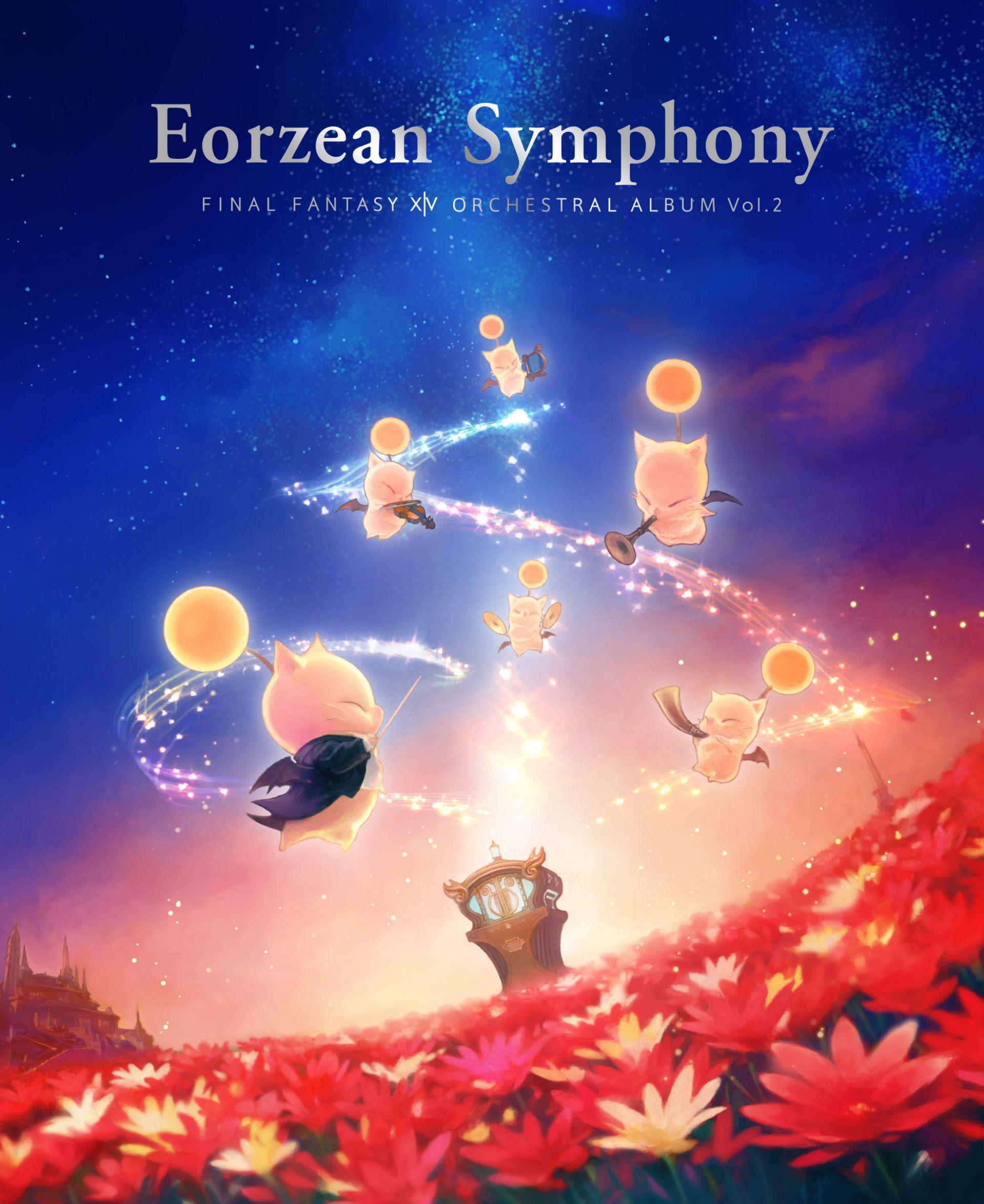 EORZEAN SYMPHONY: FINAL FANTASY® XIV ORCHESTRAL ALBUM Vol