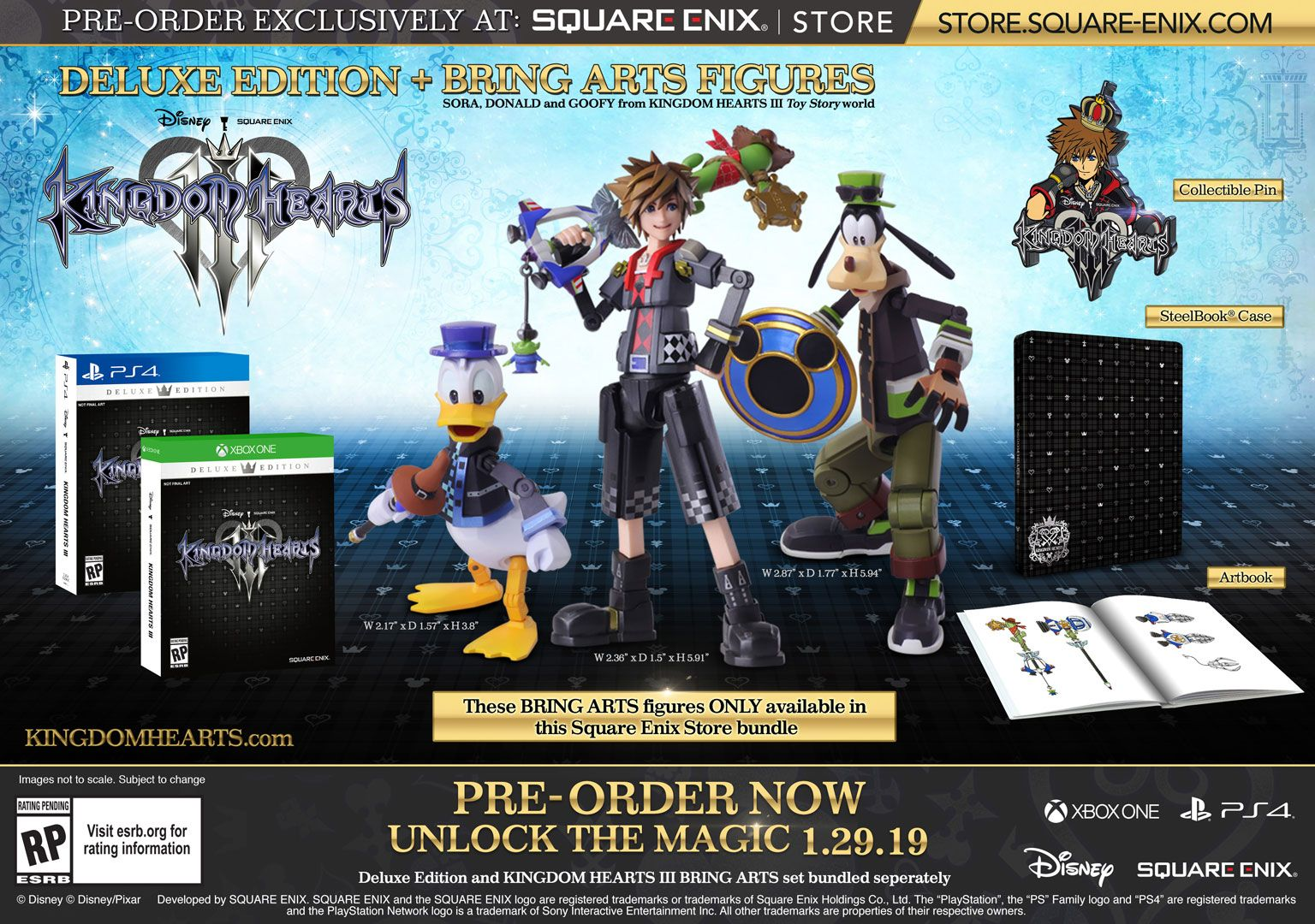 kingdom hearts deluxe edition xbox
