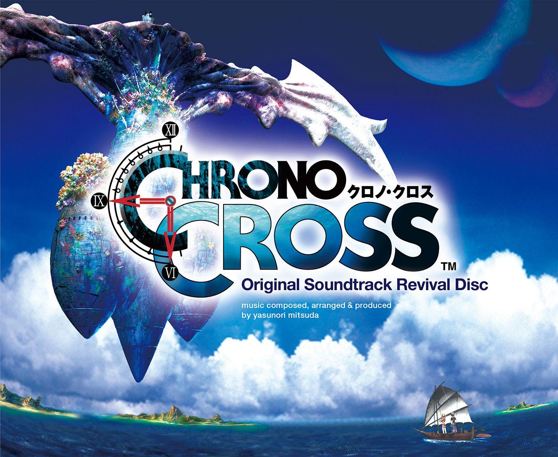 Chrono Cross Original Soundtrack Revival Disc [BLU-RAY]