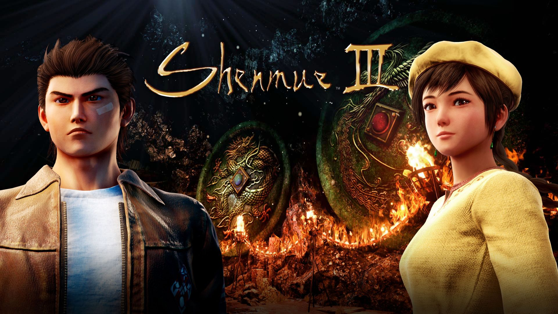 SHENMUE 3 [PS4] | Square Enix Store