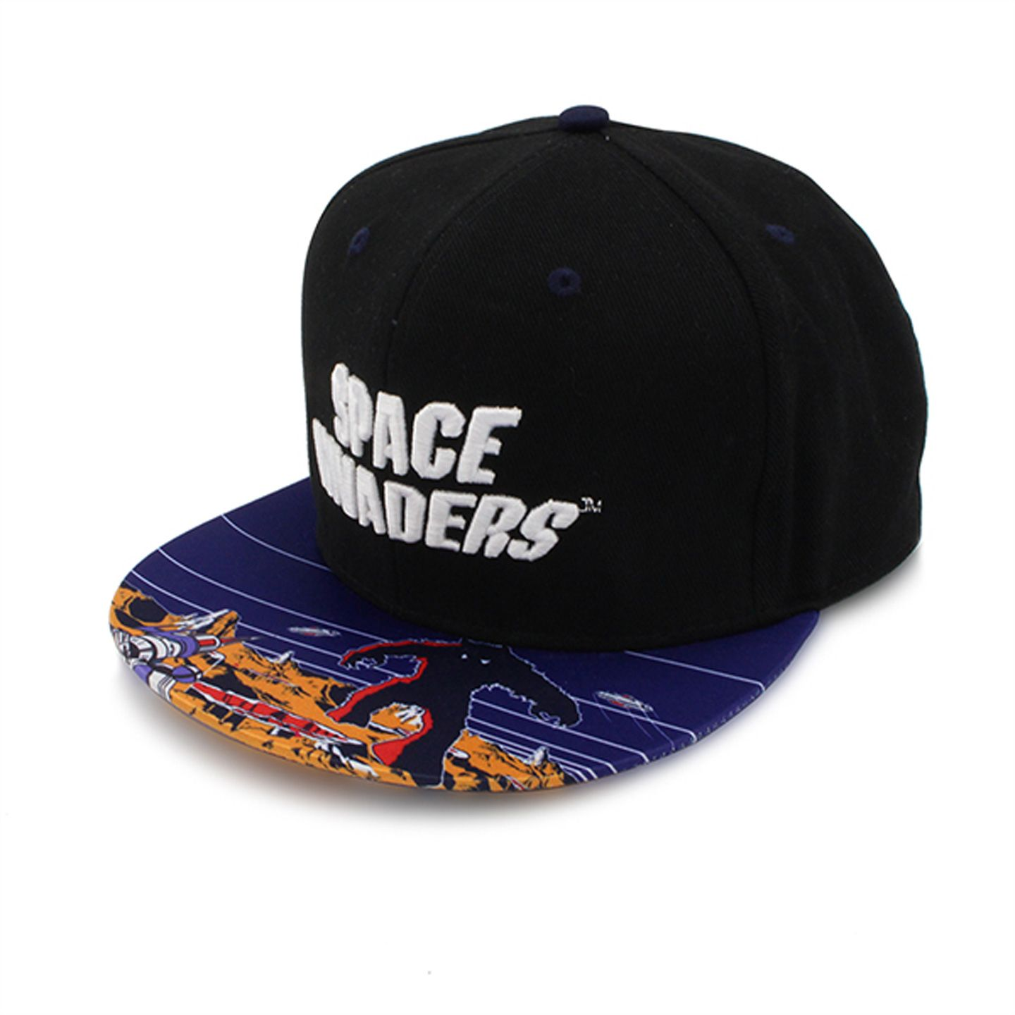 Space Invaders Monster Cap [APPAREL] | Square Enix Store