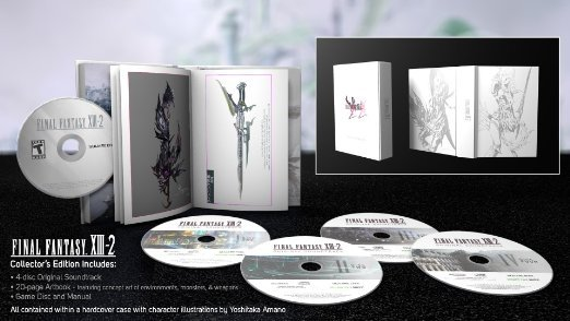 FINAL FANTASY XIII-2 COLLECTOR'S EDITION [PS3] | Square Enix Store