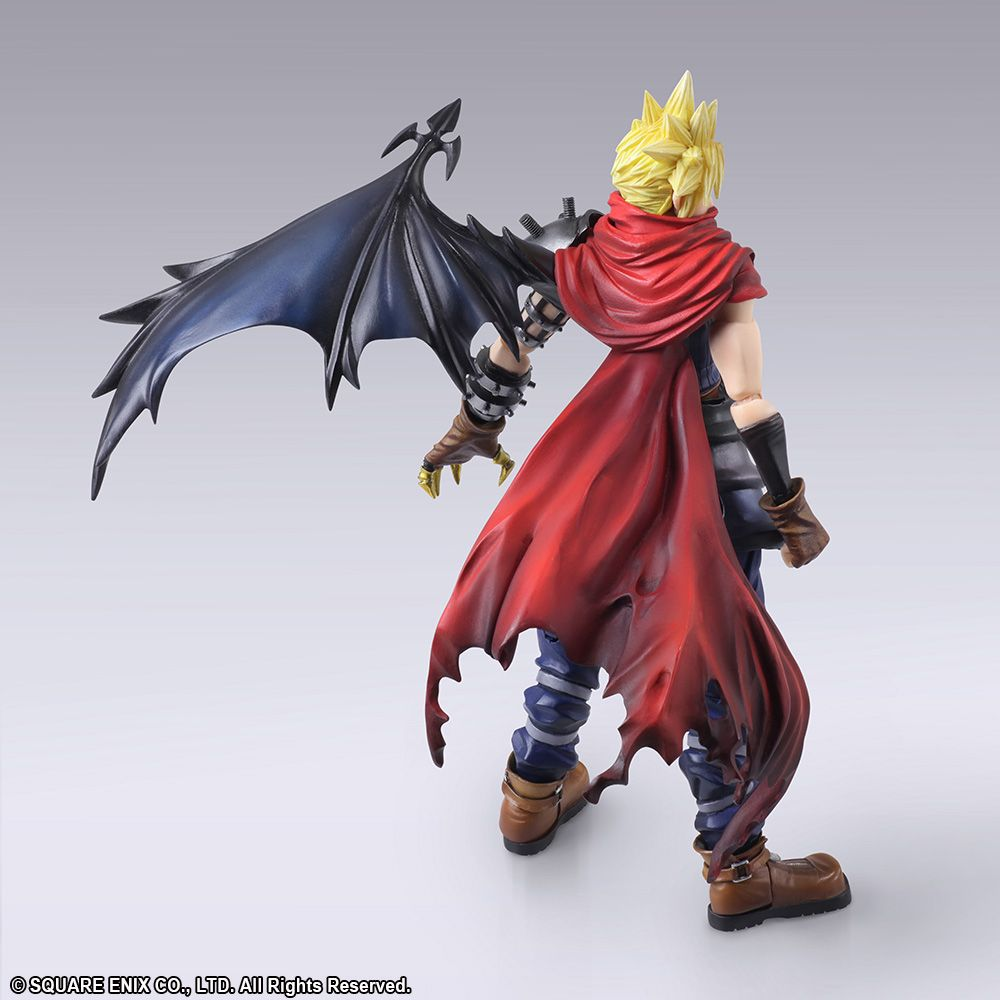 Final Fantasy Bring Arts Cloud Strife Another Form Variant