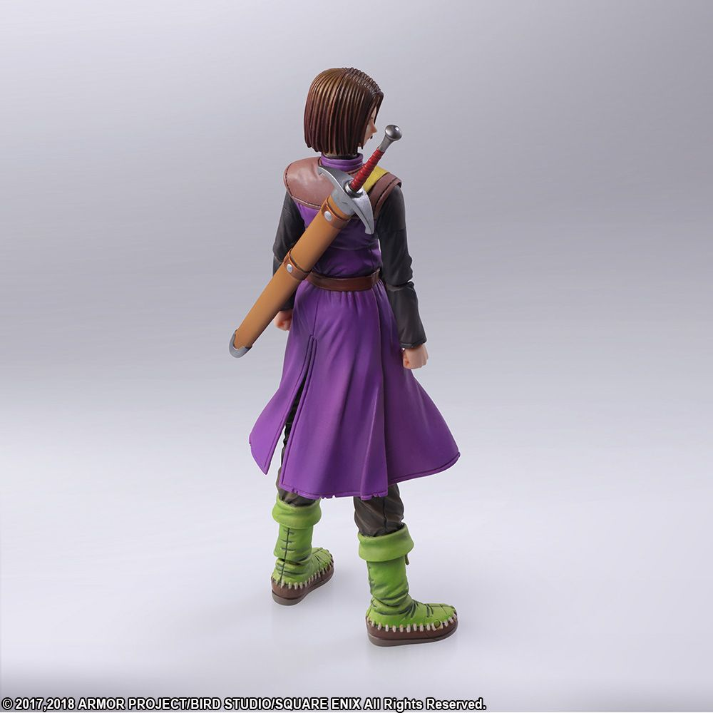 DRAGON QUEST ® XI: Echoes of an Elusive Age™ BRING ARTS™ The