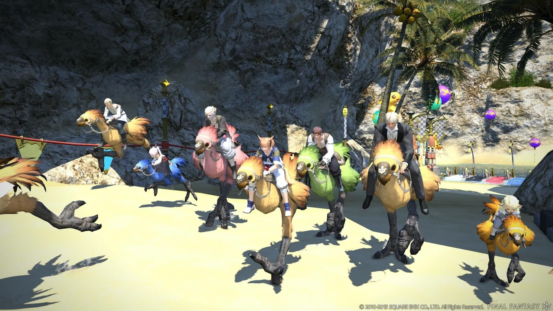FINAL FANTASY® XIV Online - Starter Edition [PC Download] | Square