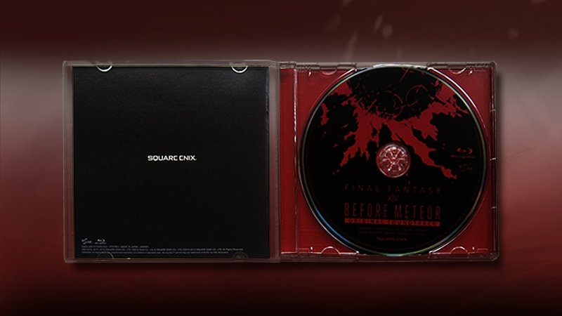 Before Meteor: Final Fantasy XIV Original Soundtrack [Music Disc