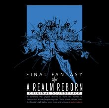 FINAL FANTASY® XIV: A REALM REBORN™ ORIGINAL SOUNDTRACK [BLU-RAY]