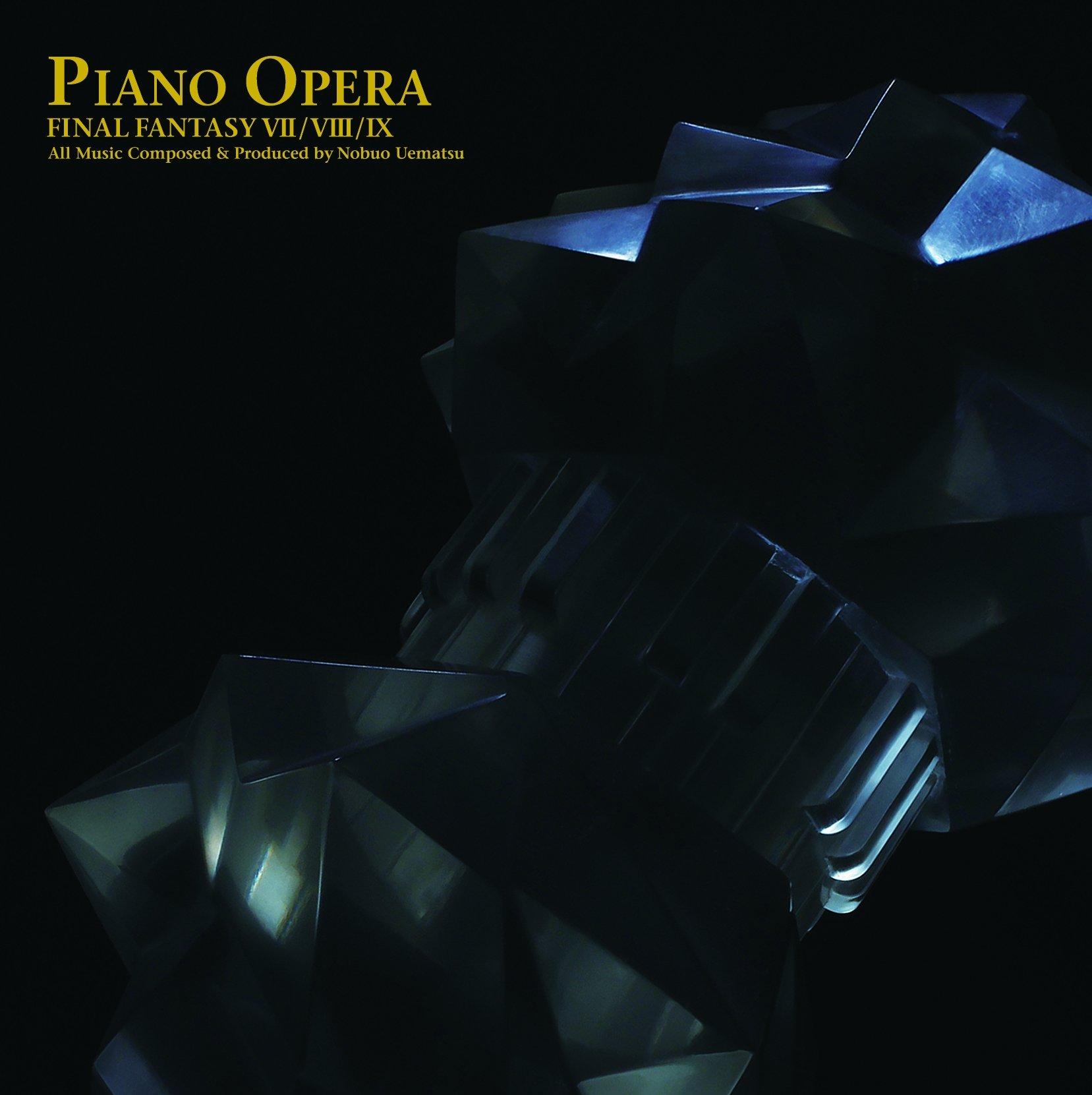 final fantasy vii original soundtrack piano sheet music