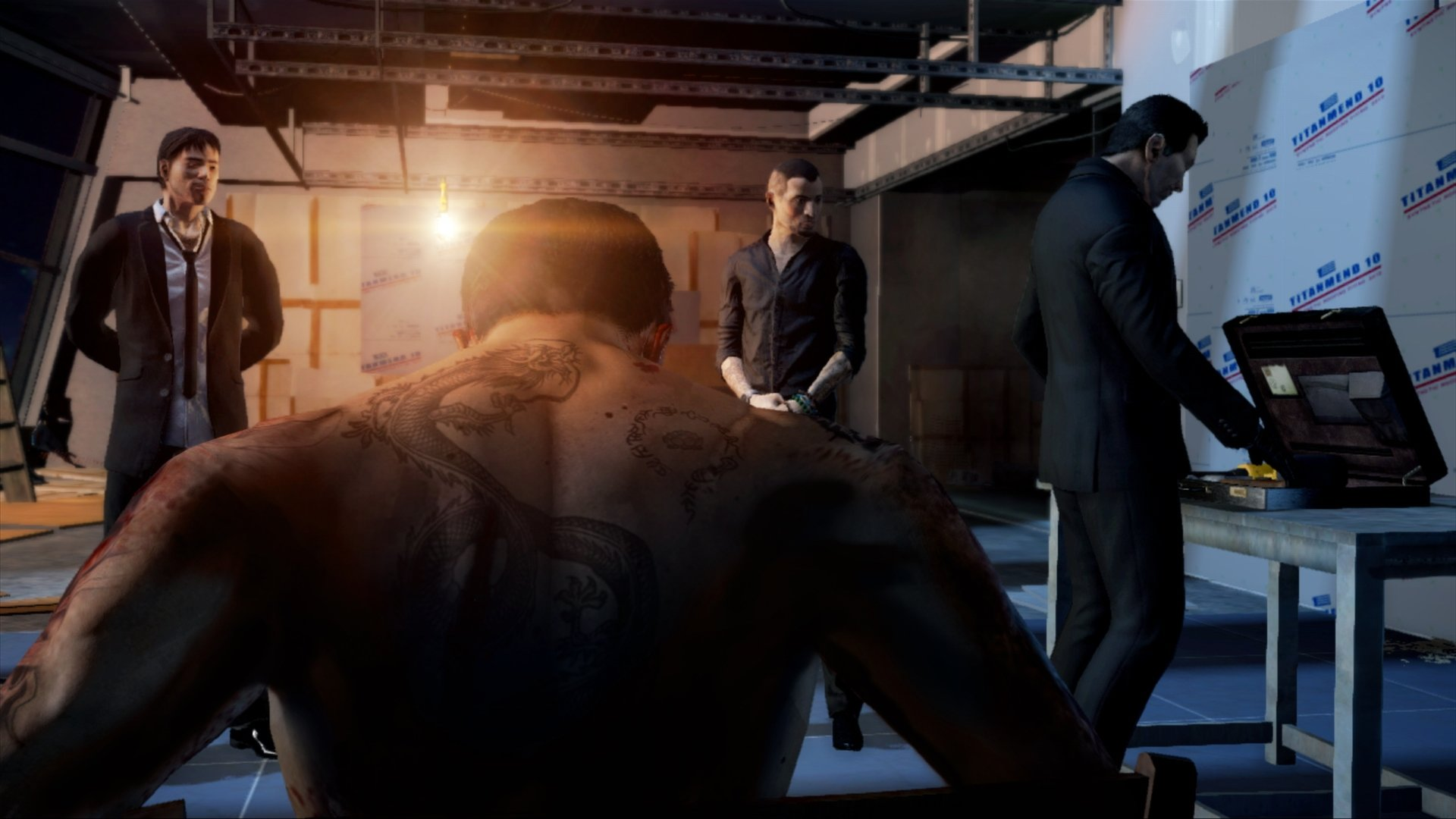 SLEEPING DOGS [Steam]   Square Enix Store