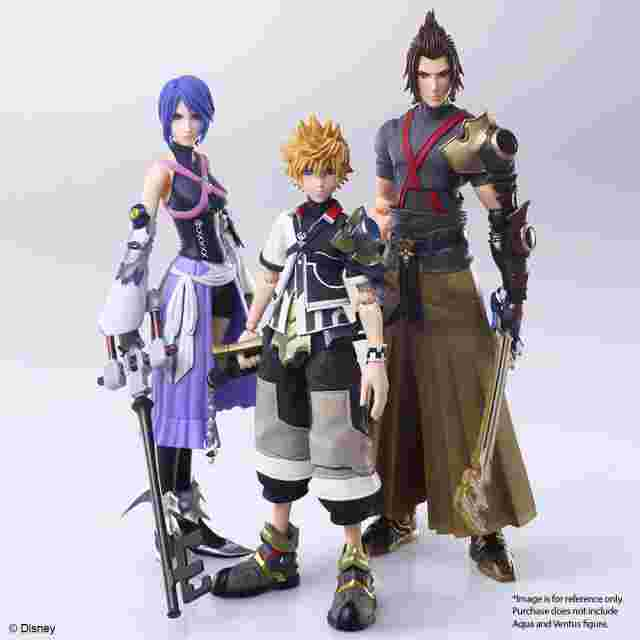 Screenshot for the game KINGDOM HEARTS III BRING ARTS TERRA [ACTION FIGURE]