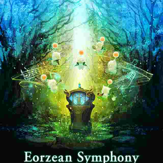 Screenshot for the game Eorzean Symphony: FINAL FANTASY XIV® Orchestral Album (Blu-ray Disc Music)