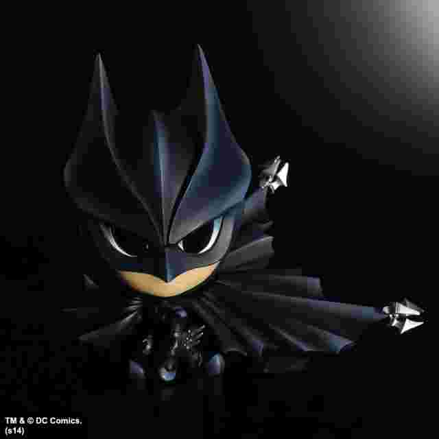 Screenshot for the game DC Comics VARIANT STATIC ARTS mini [Batman]