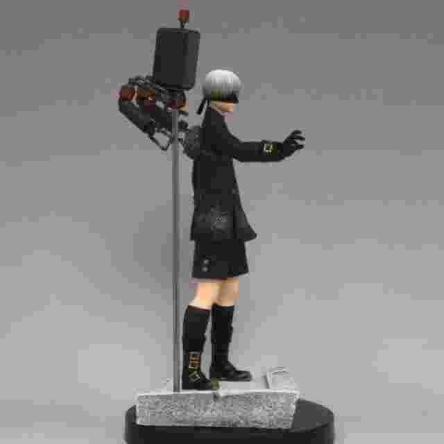 Screenshot des Spiels NieR: Automata Character Figure YoRHa No.9 Type S