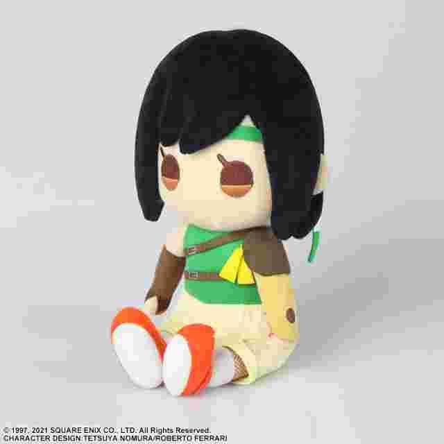 Screenshot des Spiels FINAL FANTASY VII REMAKEINTERGRADE PLUSH - YUFFIE KISARAGI