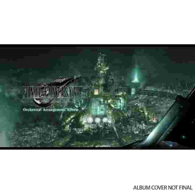 Capture d'écran du jeu FINAL FANTASY VII REMAKE ORCHESTRAL ARRANGEMENT ALBUM