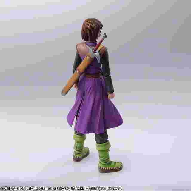 Screenshot for the game DRAGON QUEST XI:Echoes of an Elusive Age BRING ARTS The Luminary
