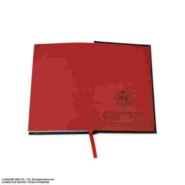 Screenshot for the game FINAL FANTASY VII HARD COVER NOTEBOOK - SHINRA
