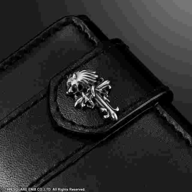 Screenshot for the game FINAL FANTASY VIII Leather Key Case Wallet - SLEEPING LIONHEART