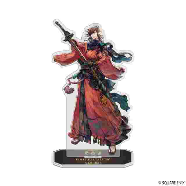 Screenshot for the game FINAL FANTASY XIV Acrylic Job Stand - Samurai