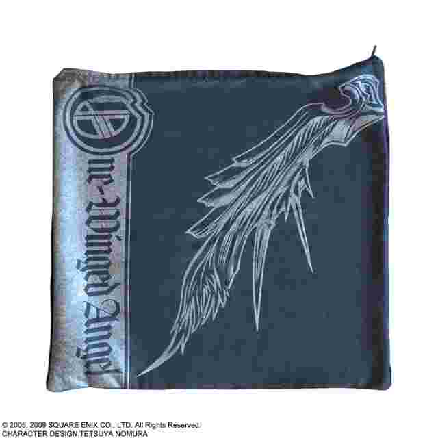 Captura de pantalla del juego FINAL FANTASY VII CUSHION COVER – SEPHIROTH