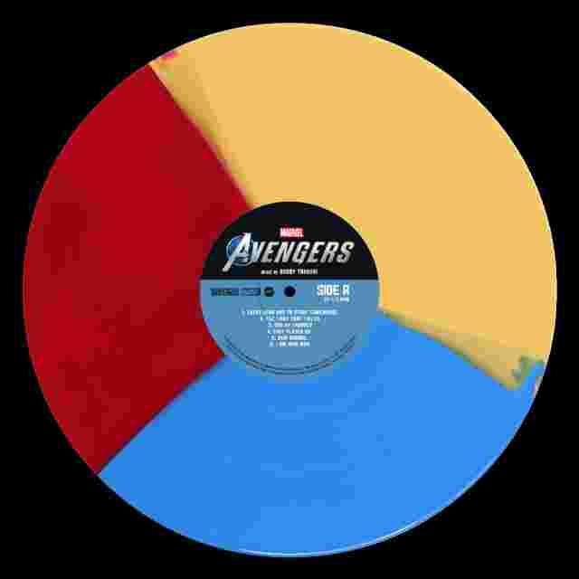 Screenshot for the game MARVEL'S AVENGERS Original Video Game Soundtrack LP [VINYL]