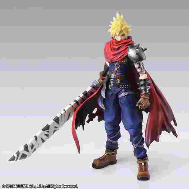 Captura de pantalla del juego FINAL FANTASY BRING ARTS™ Cloud Strife Another Form Variant