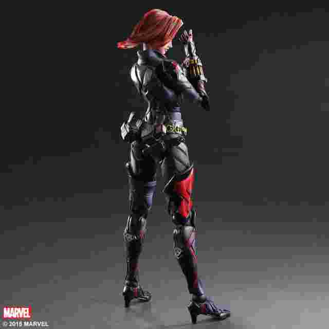 Screenshot des Spiels Marvel Universe VARIANT PLAY ARTS KAI [Black Widow]