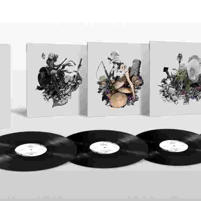 Screenshot for the game NieR Replicant -10+1 Years- Vinyl LP Box Set [VINYL]