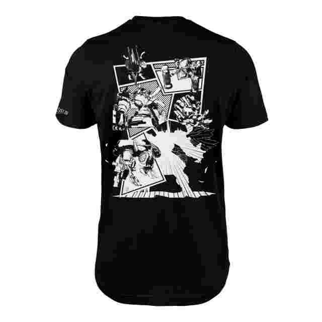 Screenshot for the game FINAL FANTASY XIV T-Shirt - Perfect Alexander - Black (XXL)