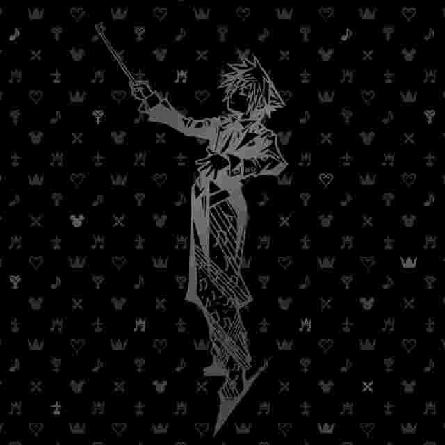 Captura de pantalla del juego KINGDOM HEARTS CONCERT -FIRST BREATH- ALBUM SIGNED EDITION