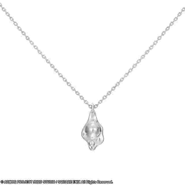 Screenshot for the game DRAGON QUEST SILVER NECKLACE - LIQUID METAL SLIME