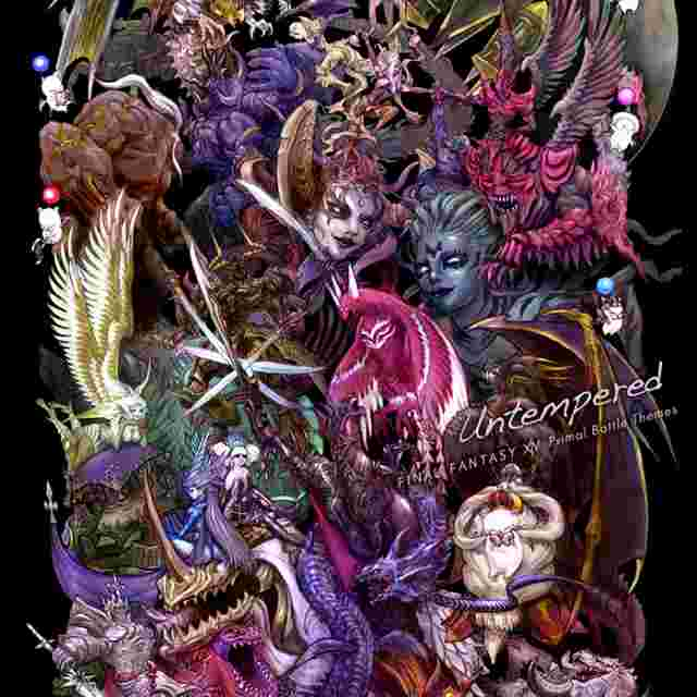 cattura di schermo del gioco UNTEMPERED: FINAL FANTASY XIV PRIMAL BATTLE THEMES