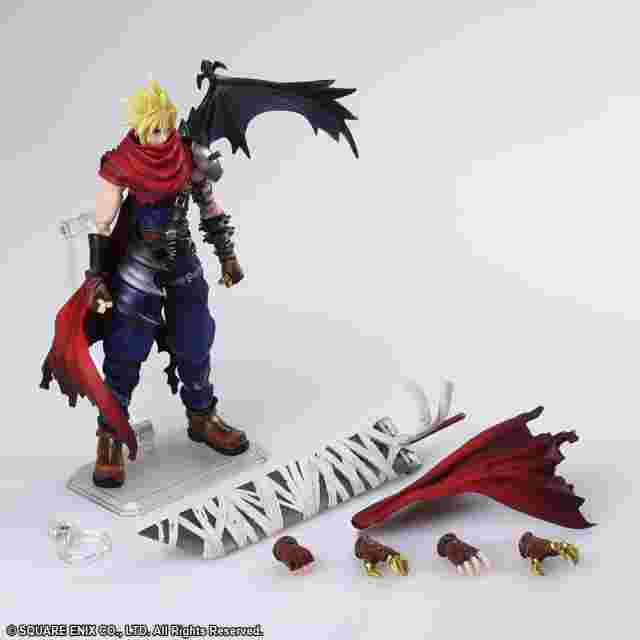 Screenshot for the game FINAL FANTASY BRING ARTS™ Cloud Strife Another Form Variant