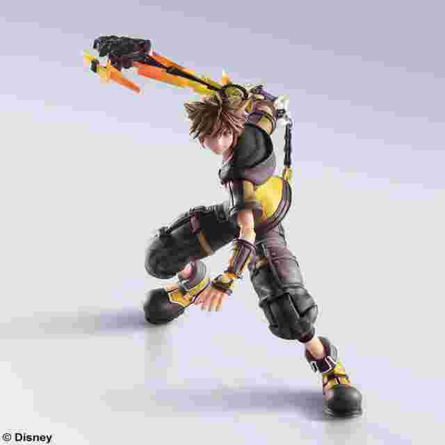 Screenshot des Spiels KINGDOM HEARTS III: BRING ARTS- SORA -GUARD FORM VER.